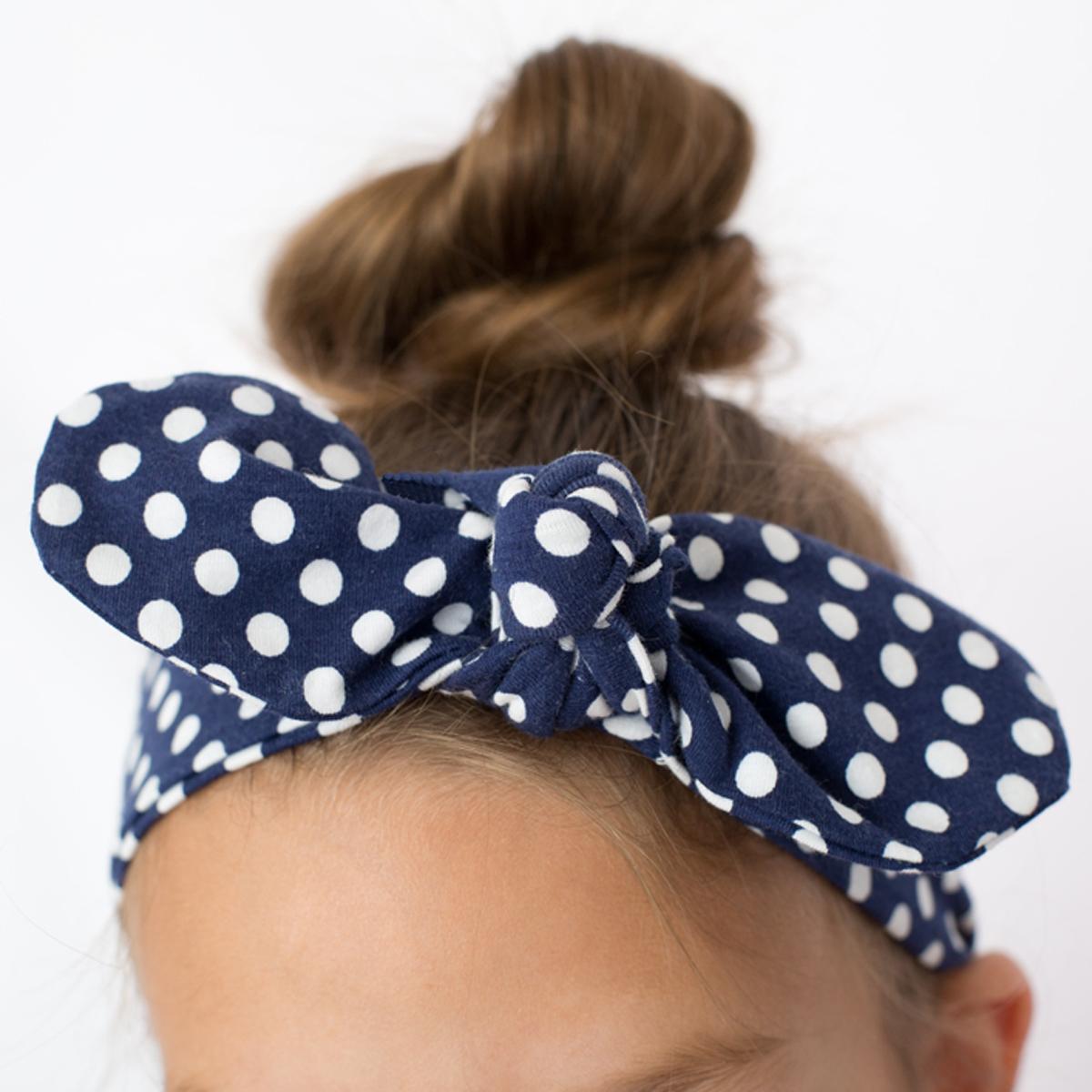Diy Knot Headband Tutorial Simple Simon And Company