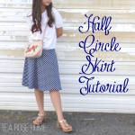 Skirting the Issue: Tea Rose Home, Sew a Straight Line and Feathers Flights