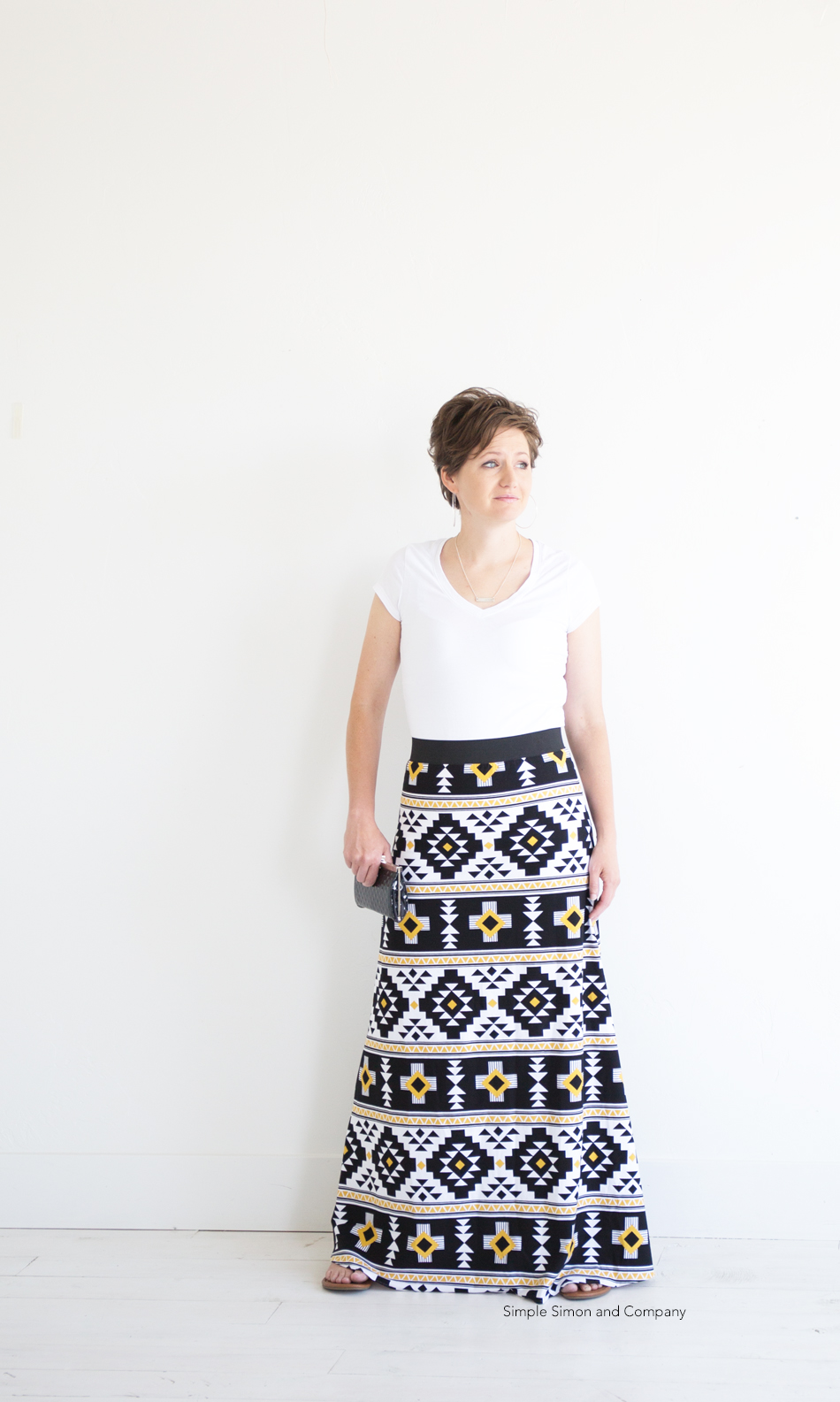 Maxi dress patterns free