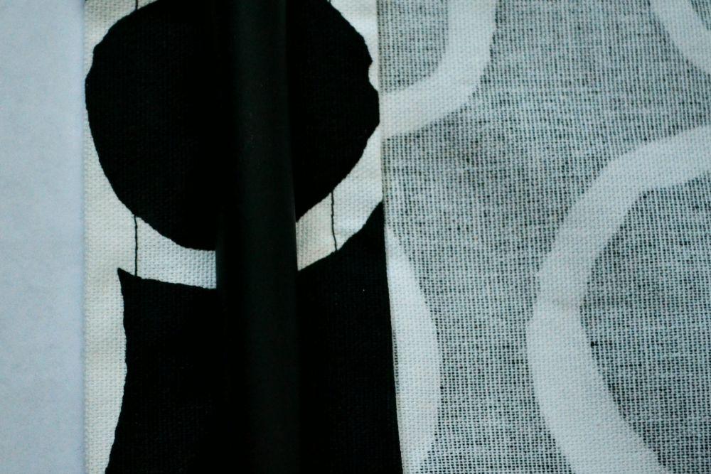 Simple Curtains Rod