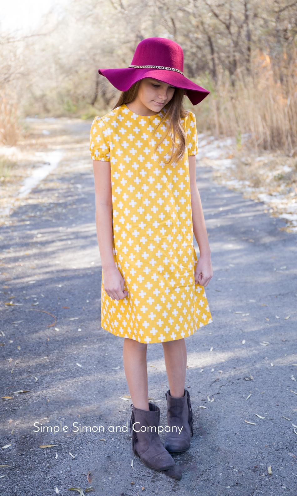 madeline dress title