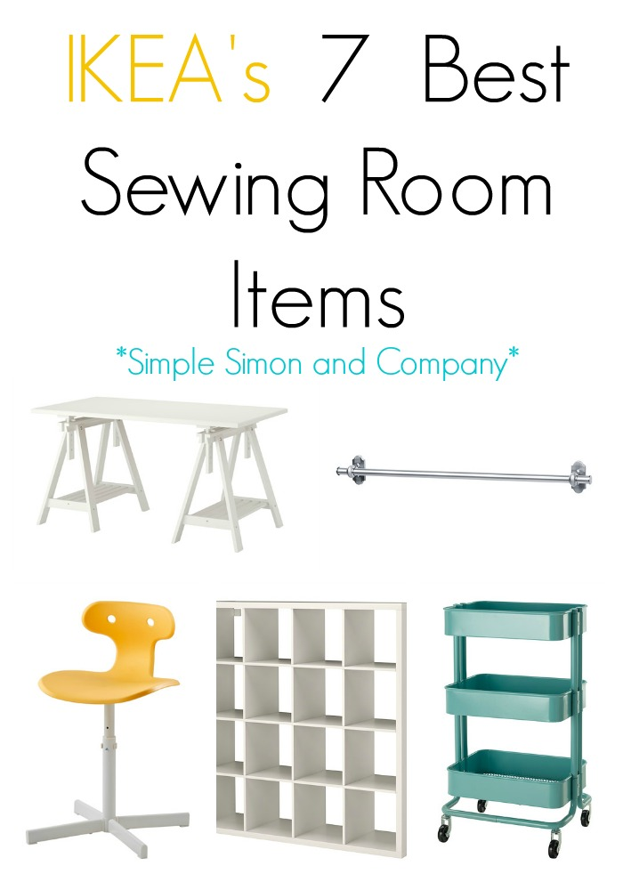 Ikeas 7 best sewing room items simple simon and company for Tutorial ikea home planner