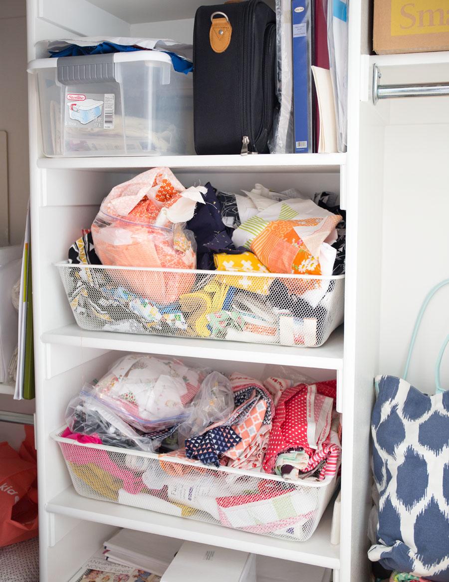 quilting room closet 2