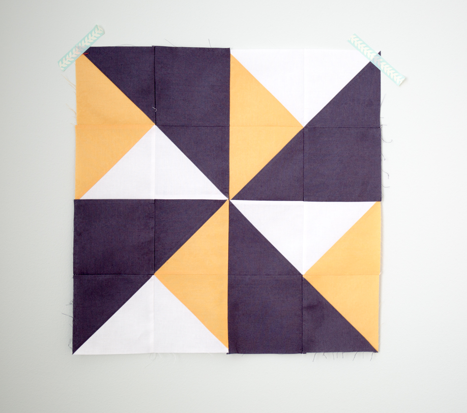 Quilt Block of the Month: The Double Pinwheel Quilt Block - Simple ... : double pinwheel quilt pattern - Adamdwight.com