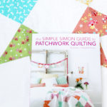 The Simple Simon Guide to Patchwork Quilting Book Tour-Flamingo Toes