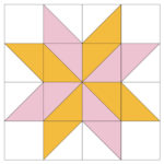 Quilt Block of the Month—Sarah's Choice Quilt Block Tutorial