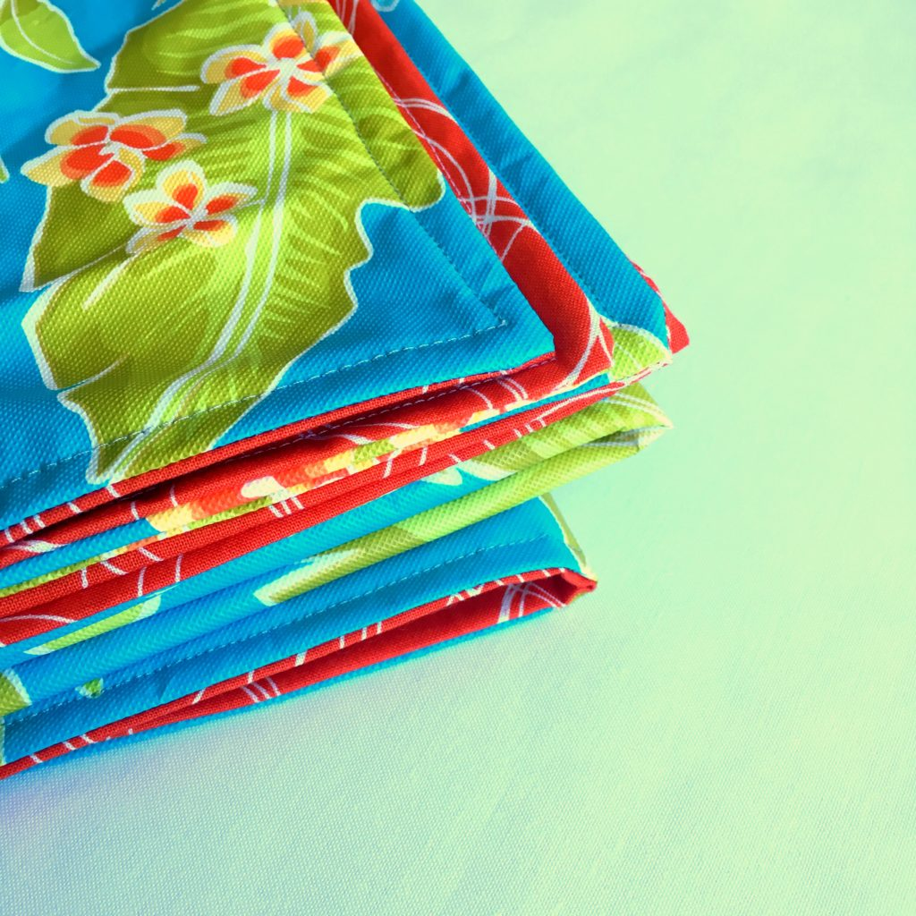 Keep Your Pants Dry Picnic Quilt