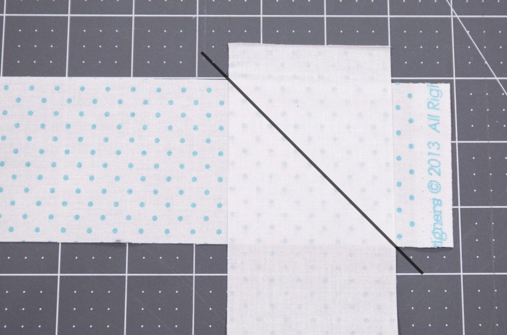quilt binding step 2