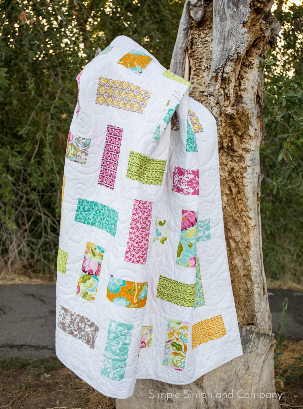 A Comfort Quilt. - Simple Simon and Company
