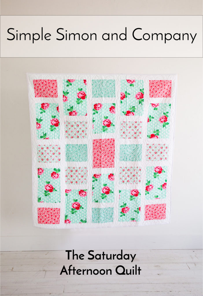 saturday afternoon quilt1