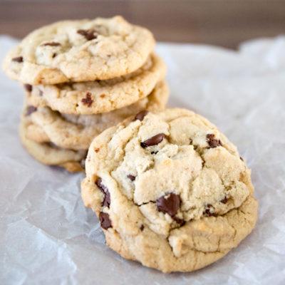 High Altitude Chocolate Chip Cookie Recipe