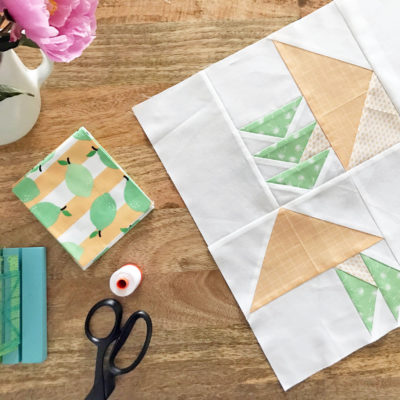 Modern Quilt Along: Negative Space with The Tattooed Quilter