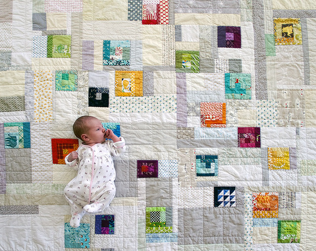 Modern quilt along 2017 asymmetry simple simon and company for Modern house quilts