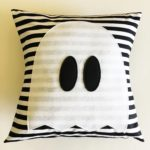 Halloween Ghost Pillow (A How-To)