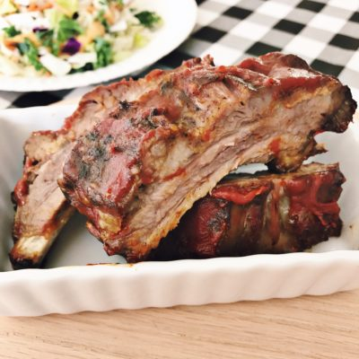 Slow Cooker Tender Pork Ribs Recipe