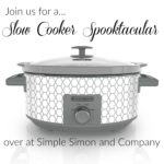 Slow Cooker Spooktacular Starts Today!!!