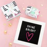 Shine Bright Fabrics Lookbook